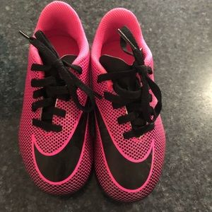 Nike Toddler Cleats z